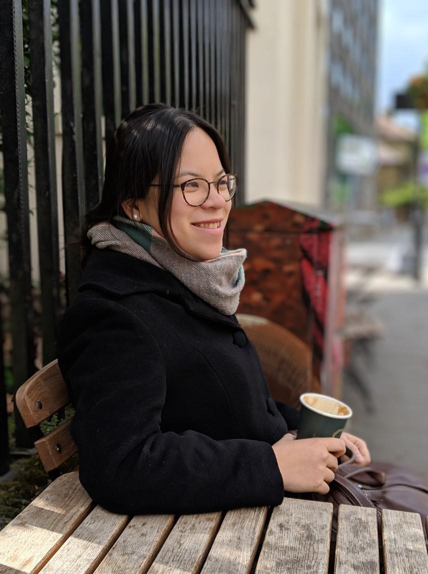 The photo of Emmy Tsang
