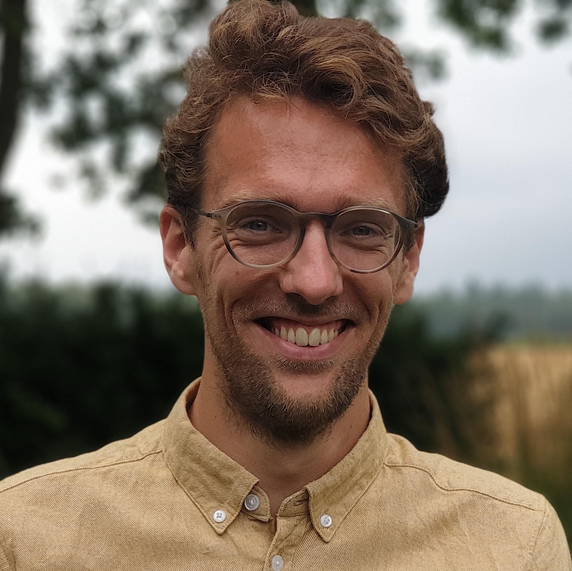 The photo of Martijn Nagtegaal