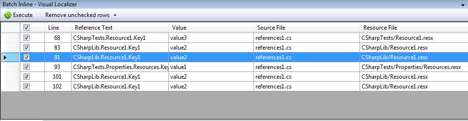 batch inline tool window