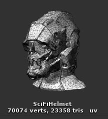 SciFiHelmet