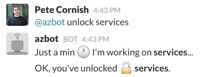 Unlock job