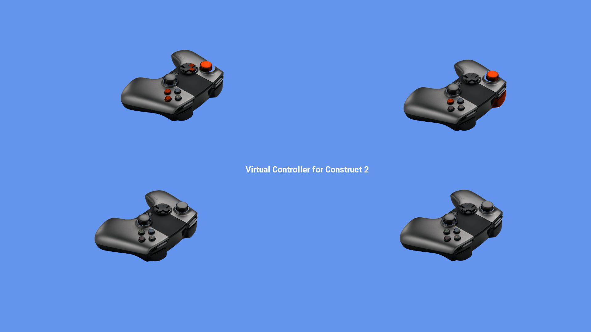 Virtual Controller Example