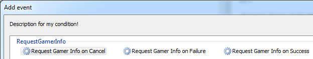 Request Gamer Info
