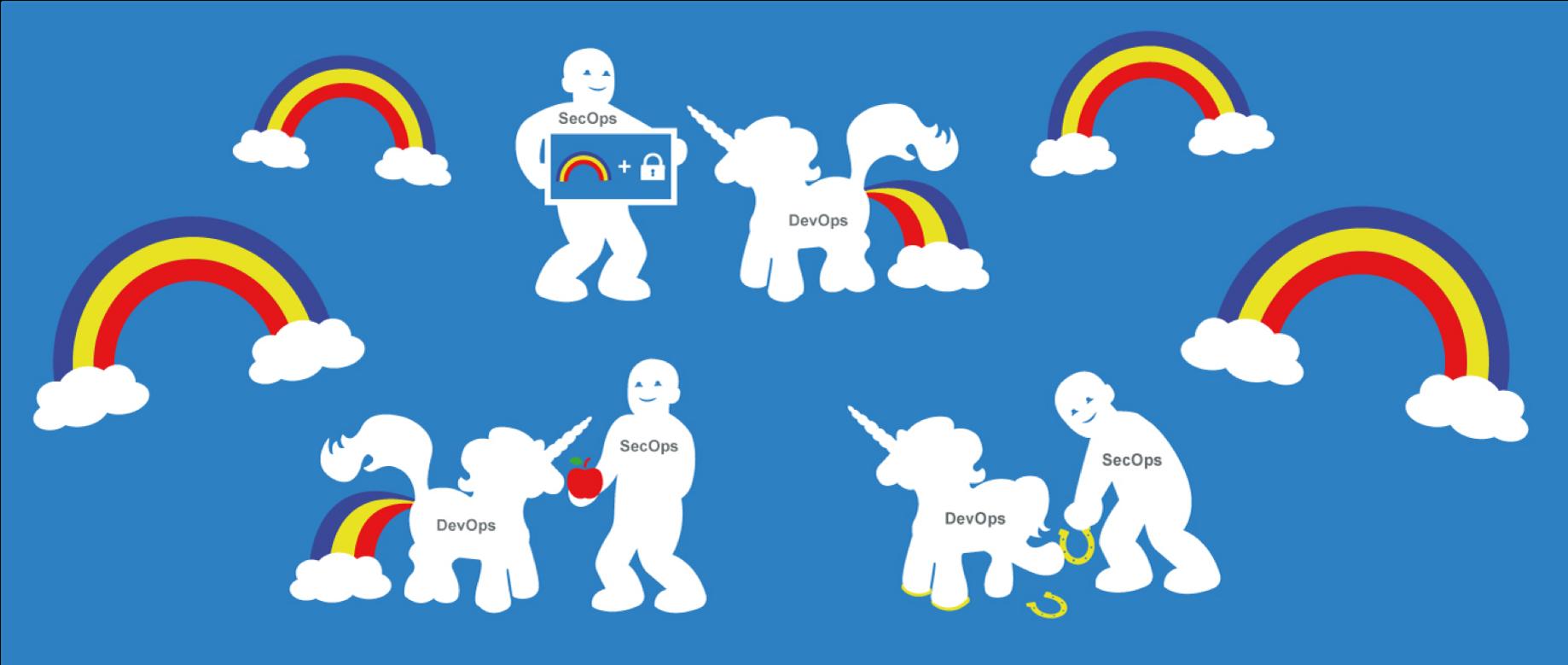 Unicorns don't just poop rainbows