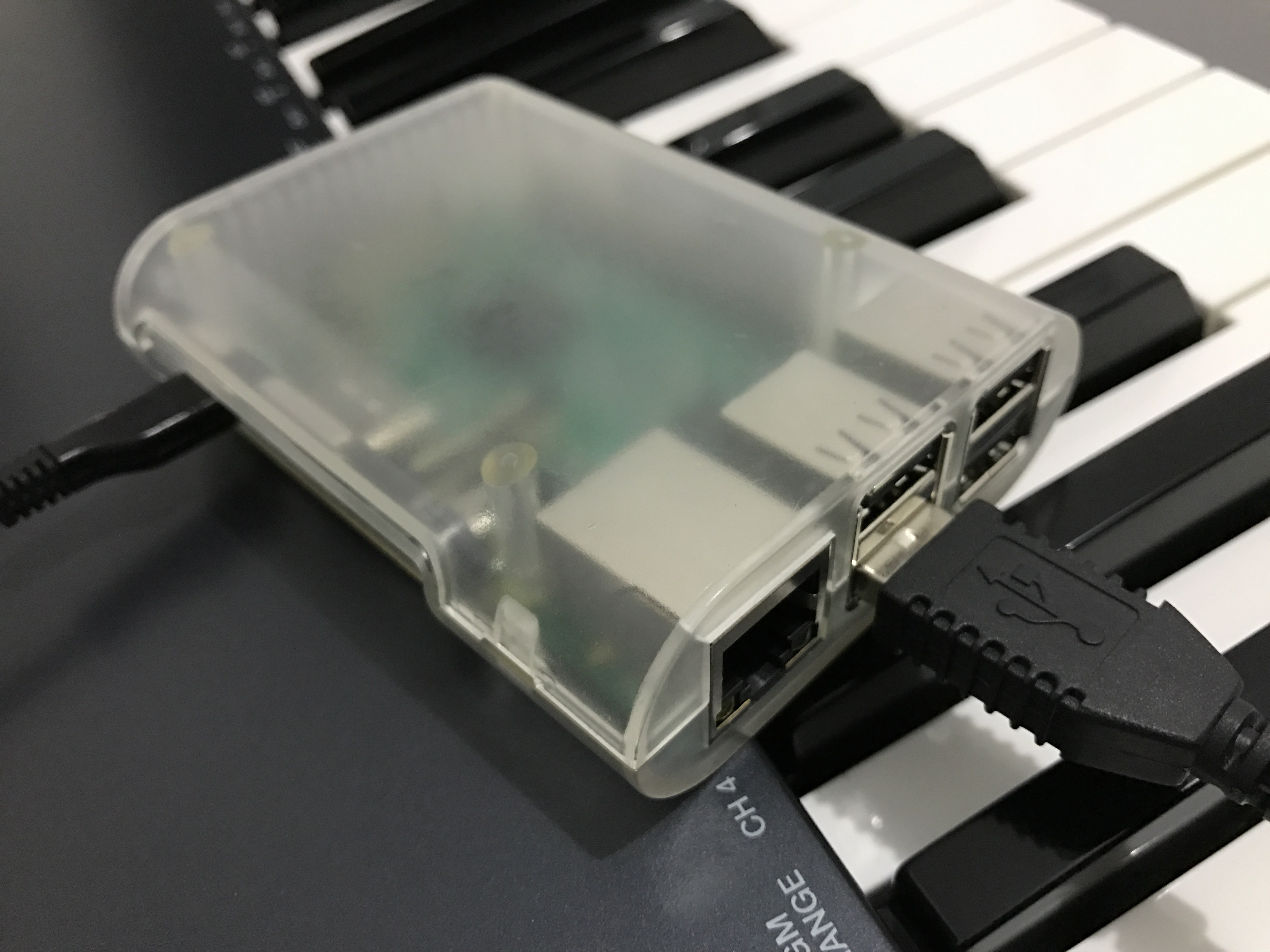 GitHub - oxesoft/rpi-midi-ble: Raspberry Pi 3 as an USB-MIDI over