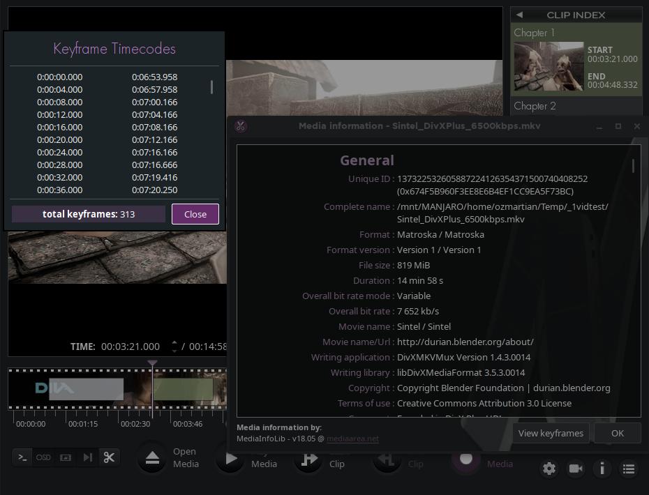 【专业剪辑软体】VidCutter 专业影片剪辑软体免费下载