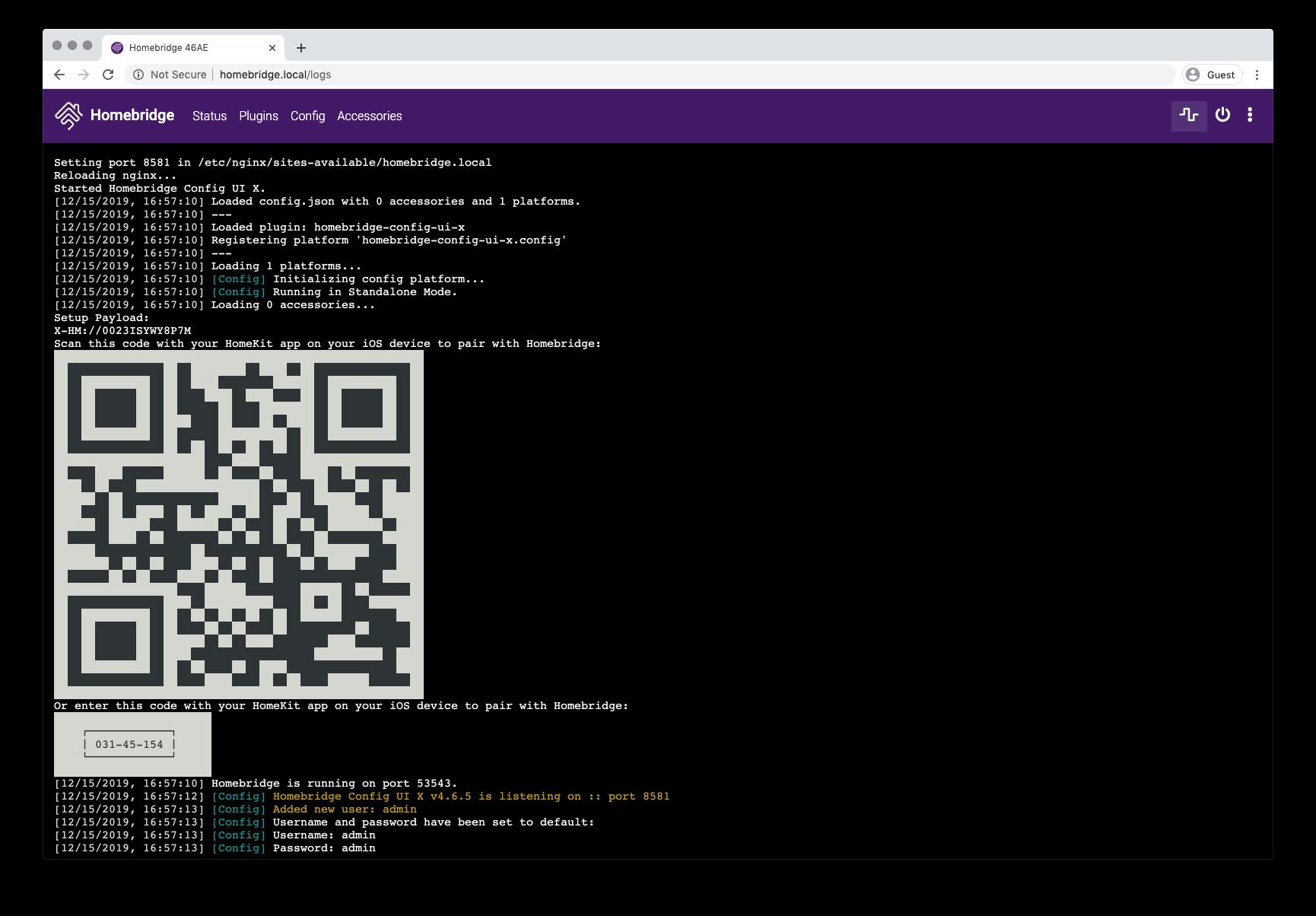 npm update command