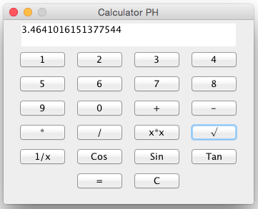 Example: Java Calculator