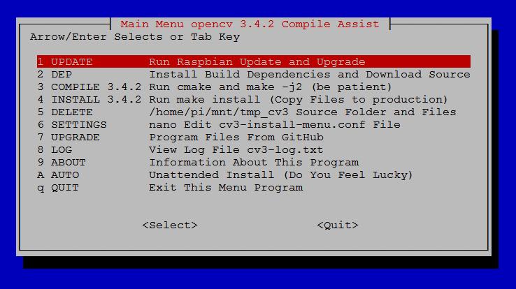cv3-install-menu