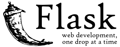 The Flask Logo with Subtitle