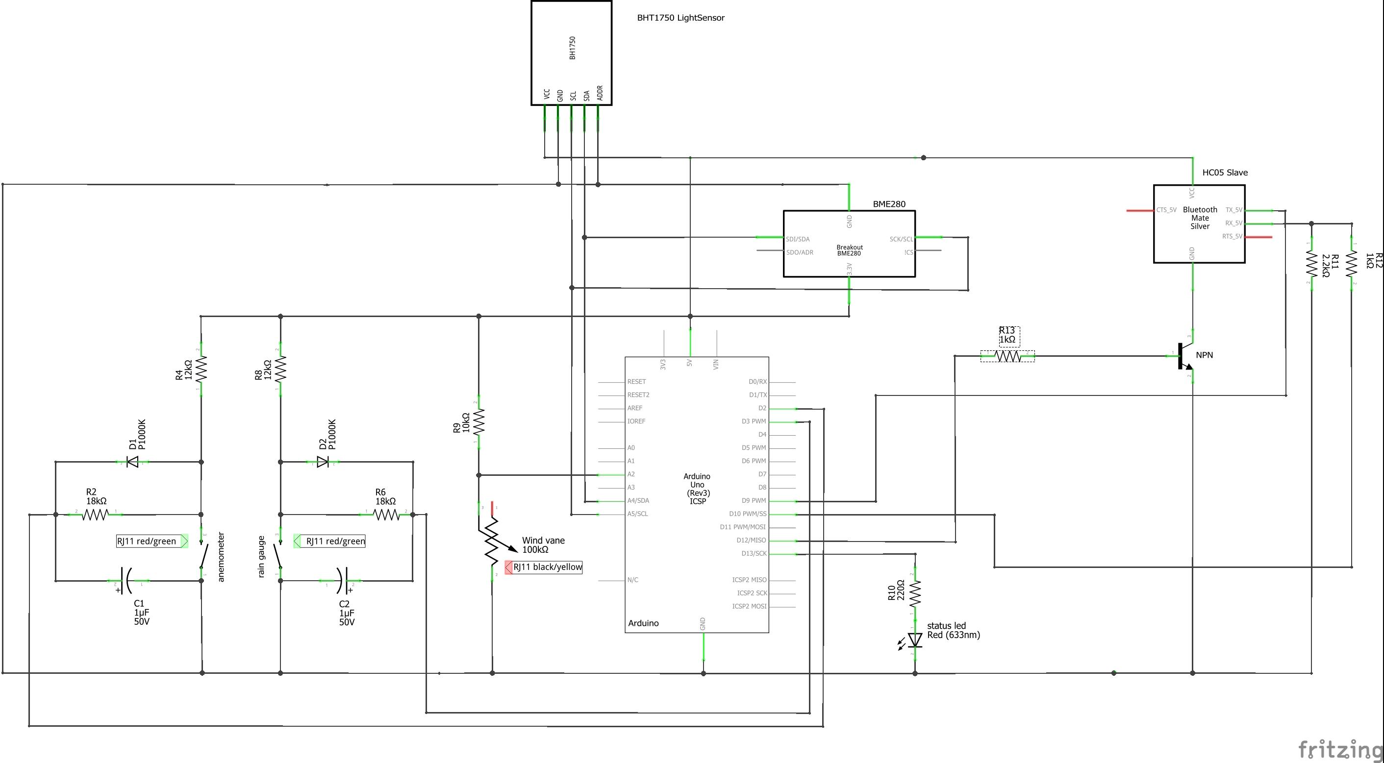 OWS schematics