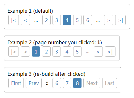 GitHub - panfeng-pf/blade-pagination: Simple pagination, a