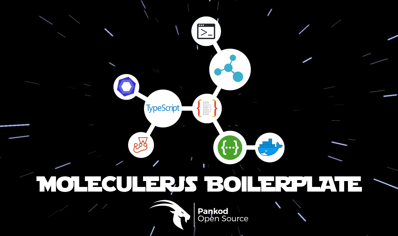 Moleculer JS Microservice Boilerplate with Typescript, TypeORM, CLI, Service Clients, Swagger, Jest, Docker, Eslint support and everything you will ever need to deploy rock solid projects.