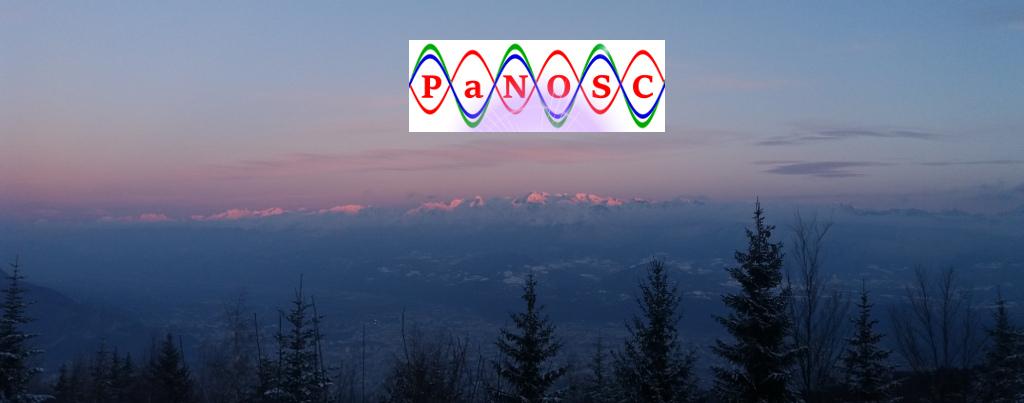 PaNOSC kickoff