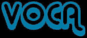 Voca JavaScript library logo
