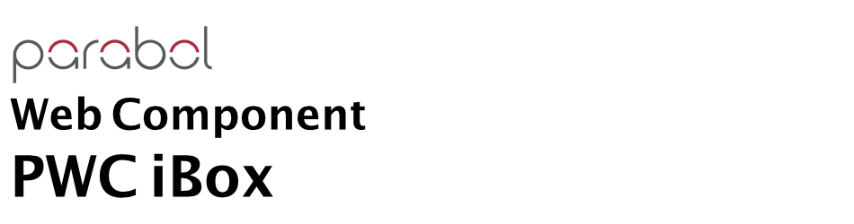 WebComponent PWC README Boilerplate