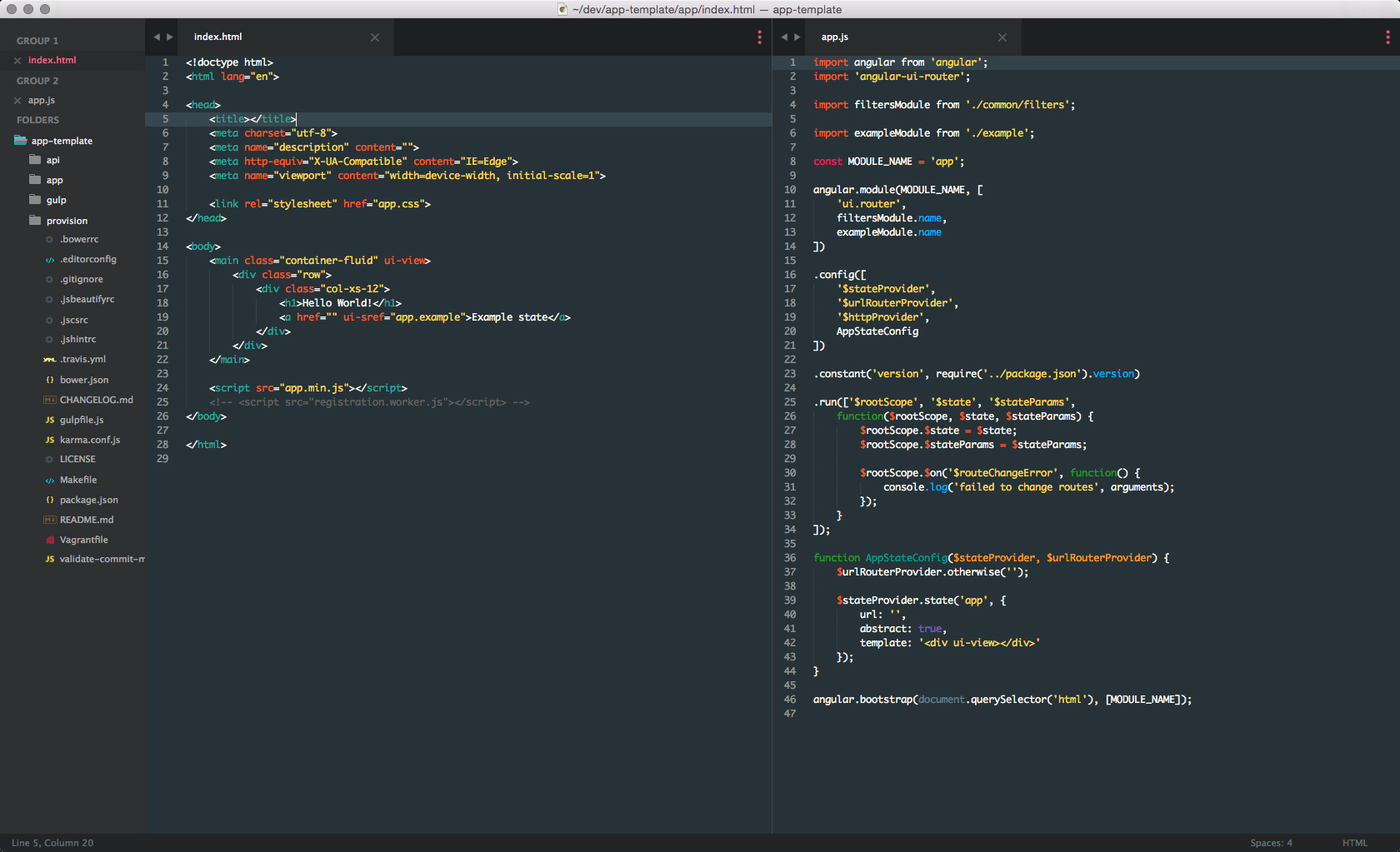 GitHub - willsoto/material-color-scheme: Sublime Text