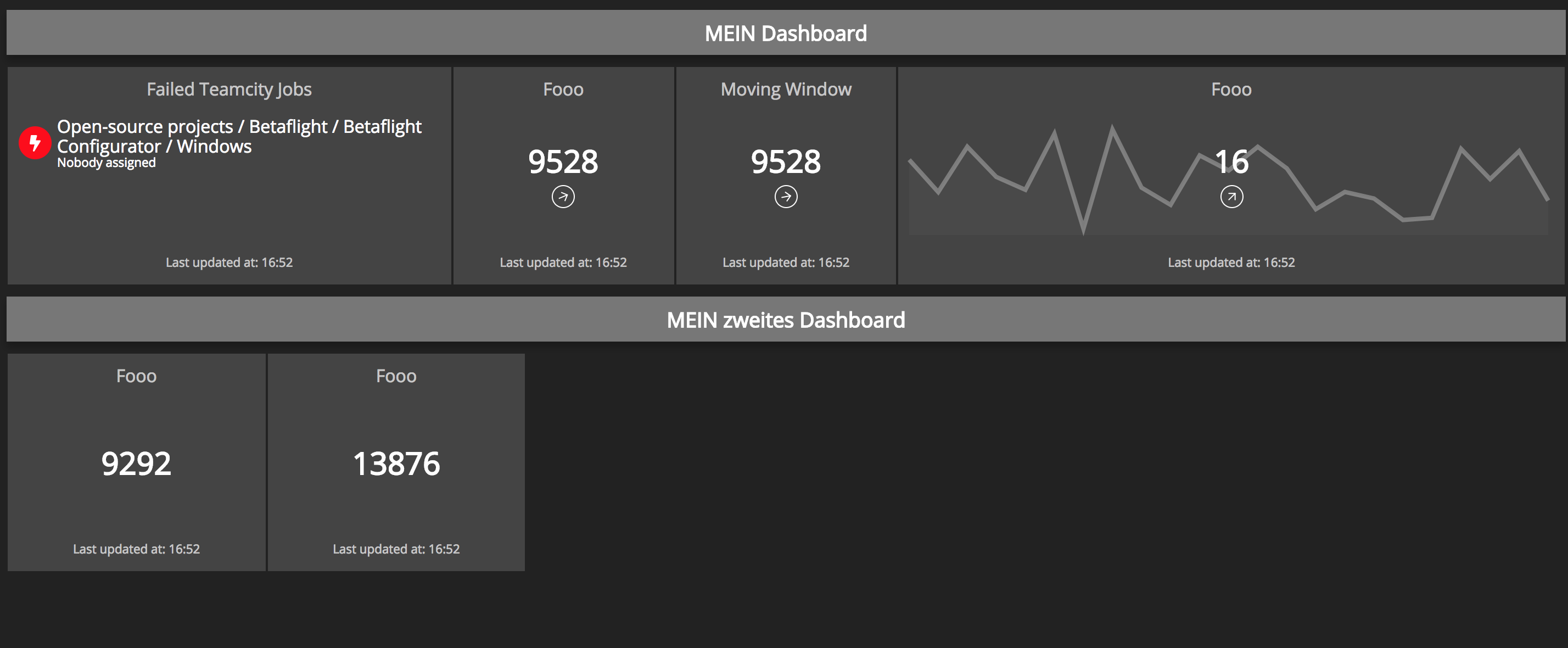 monitory - npm