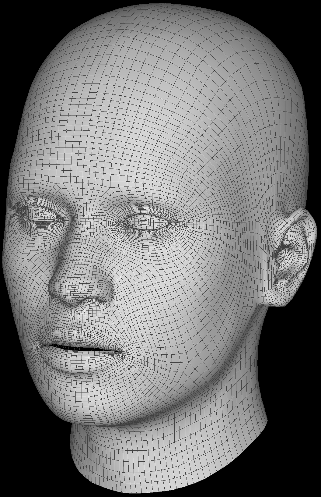 GitHub - patrikhuber/eos: A lightweight 3D Morphable Face Model