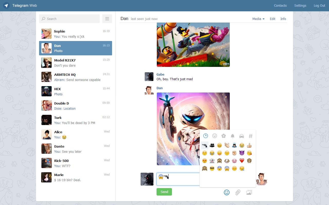Telegram Screenshot 0