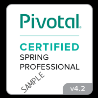 Sample Certification Badge