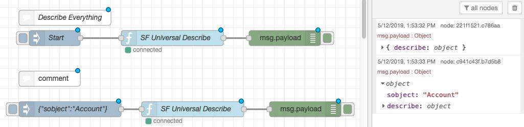 node-red-contrib-salesforce-connection-emitter - Node-RED