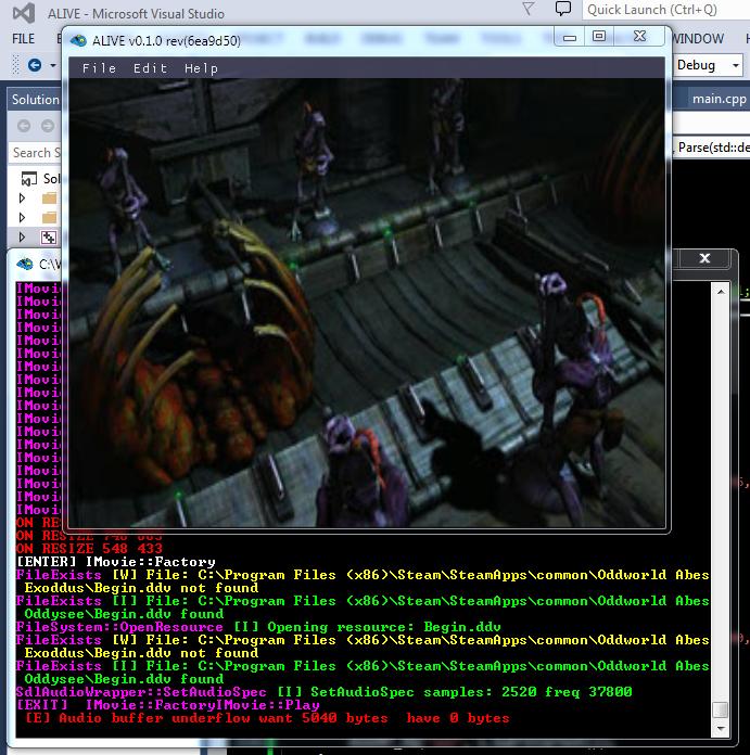 Alive Screenshot