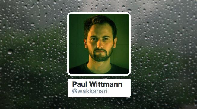 Paul Wittmann (@wakkahari)