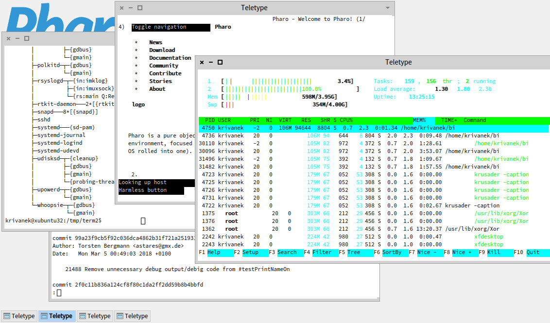 TerminalEmulator screenshot