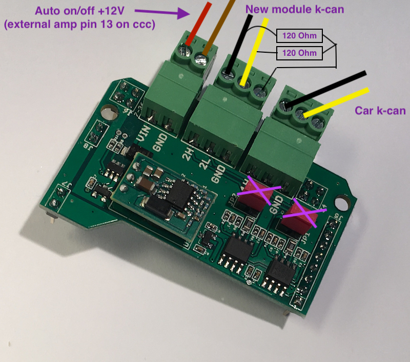 Github  Bmwcanbridge  Arduino Due Solution For