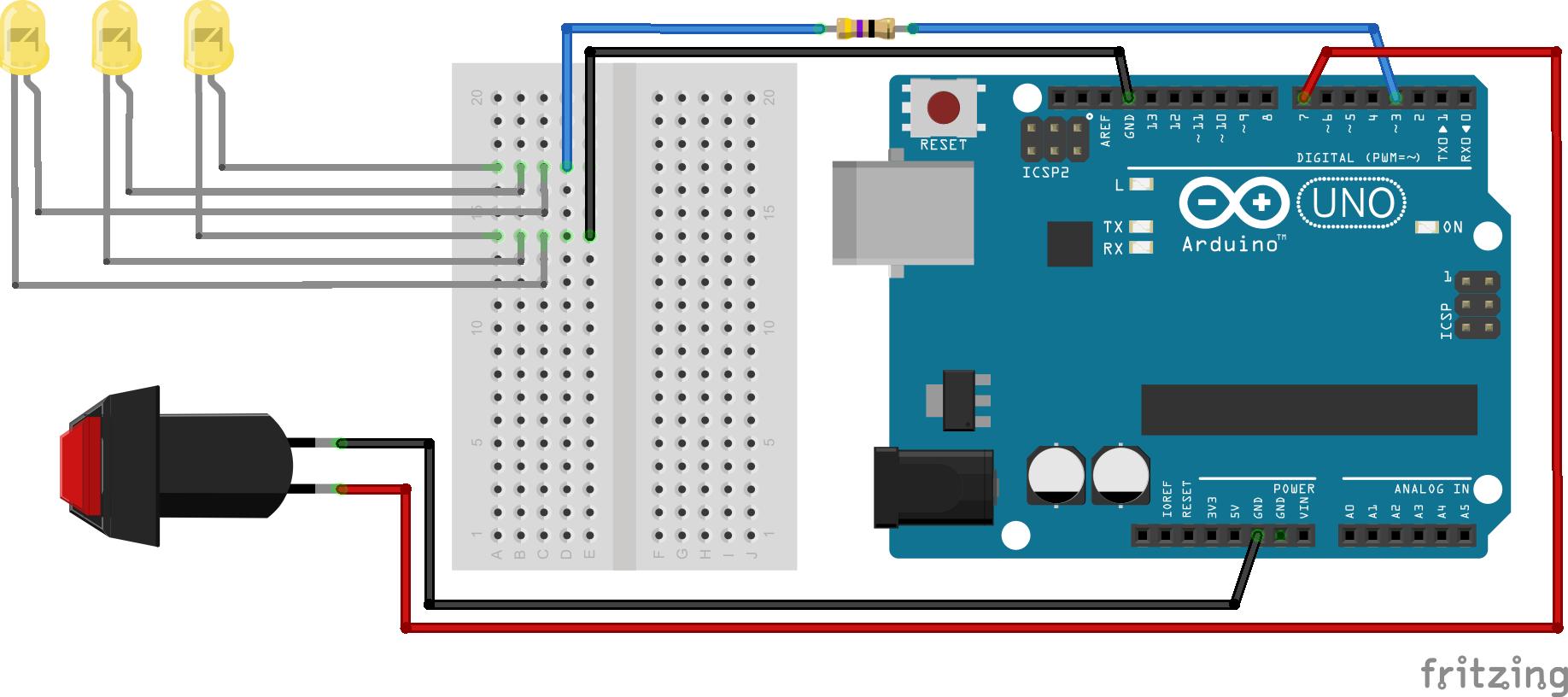 Night light using arduino - Functionality Description