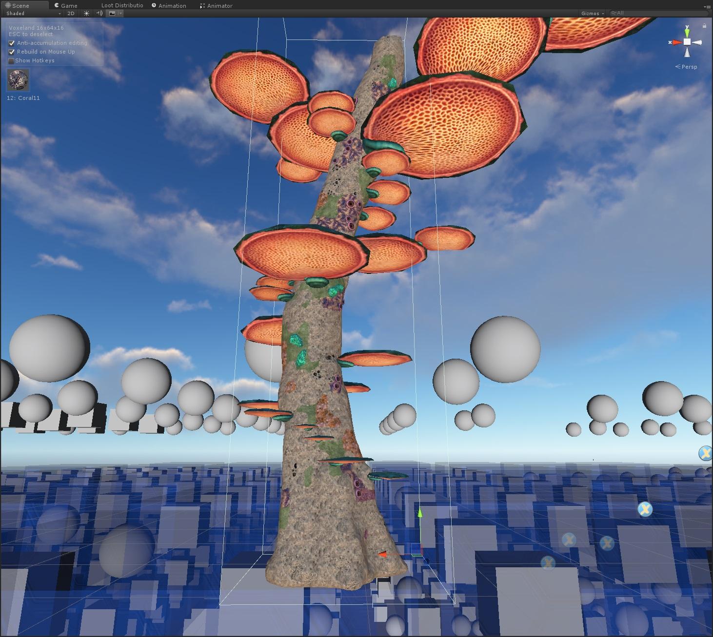 Voxeland Unreal Engine