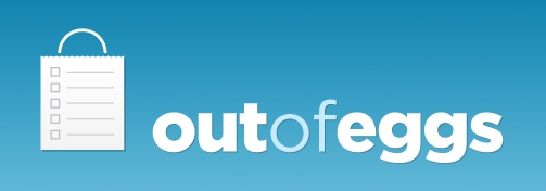 Out of Eggs logo
