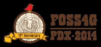 FOSS4G 2014 Logo