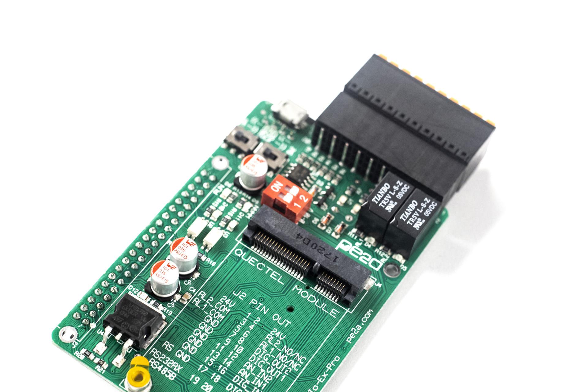 Image of MiniIOEx-3G