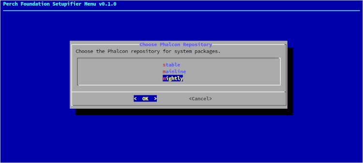 Phalcon Repository Channel