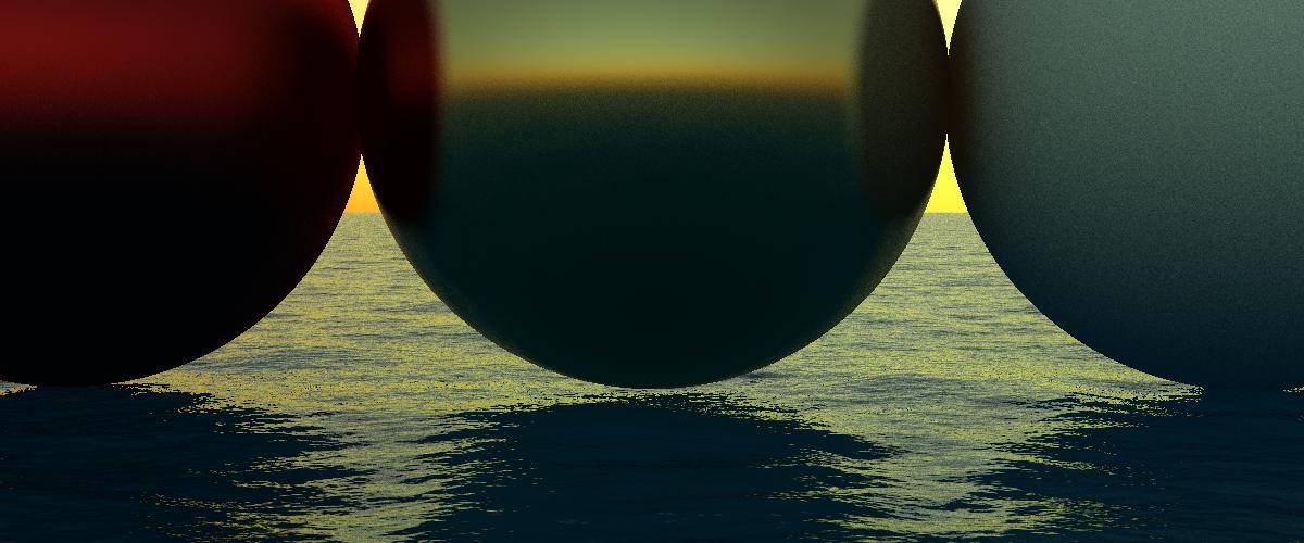 ocean spheres