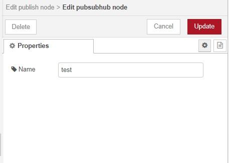 hub node