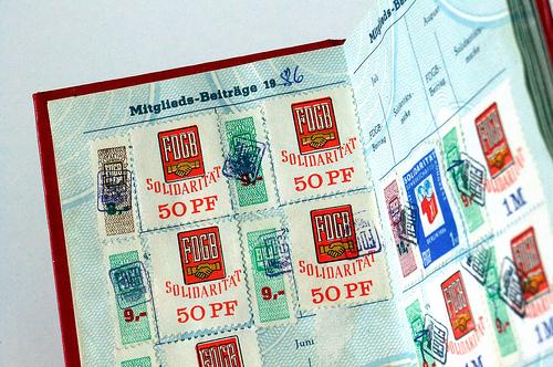 Der FDGB-Ausweis