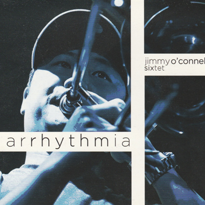 "Jimmy O'Connell ""Arrhythmia"", 2016"