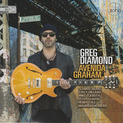 "Greg Diamond ""Avenida Graham"", 2016"