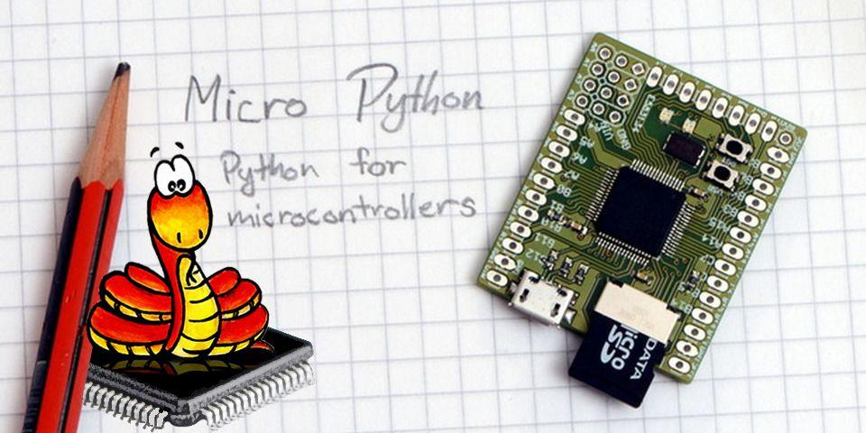MicroPython Logo