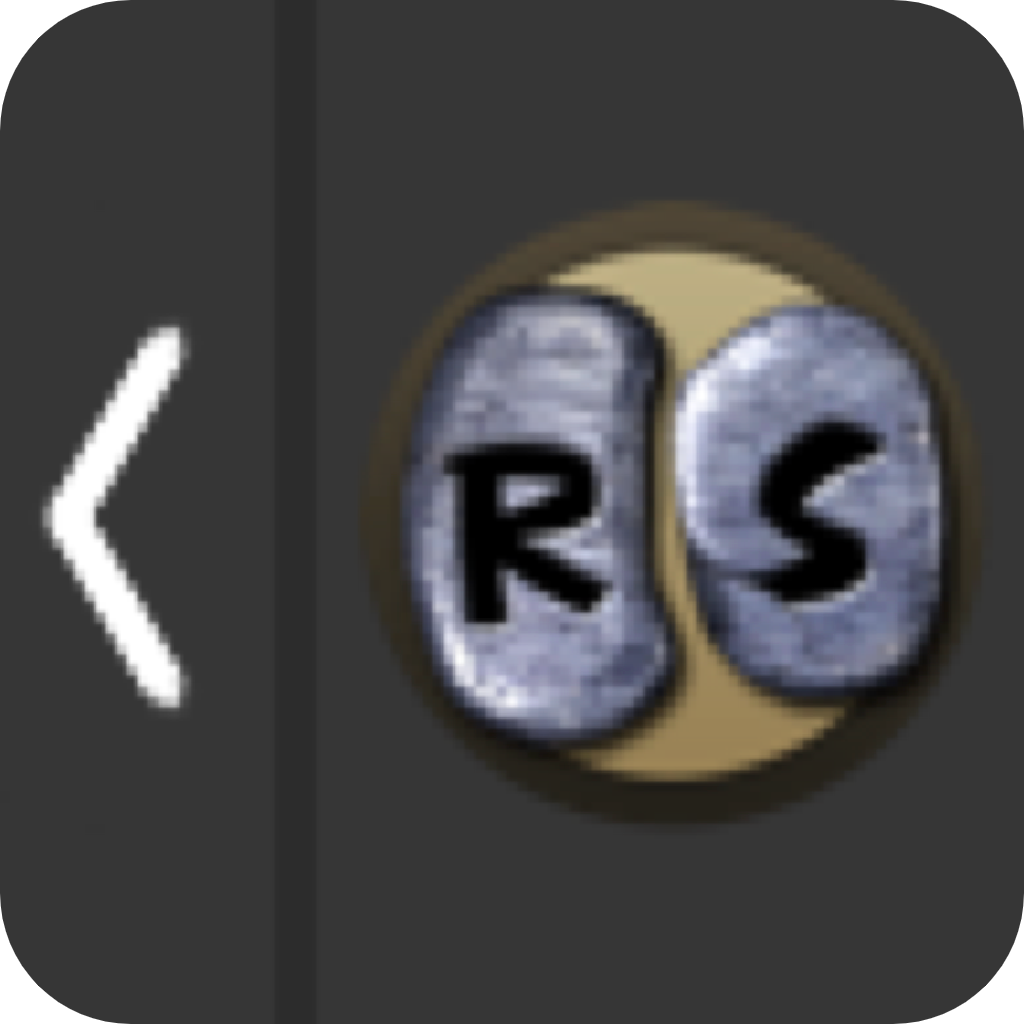 OSRS Touch Bar