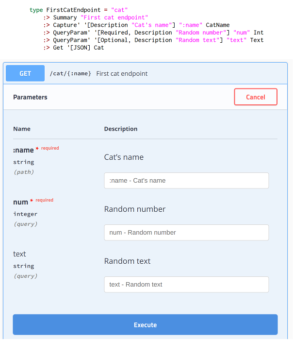 Github Phadejservant Swagger Ui Provide Embedded Swagger Ui For