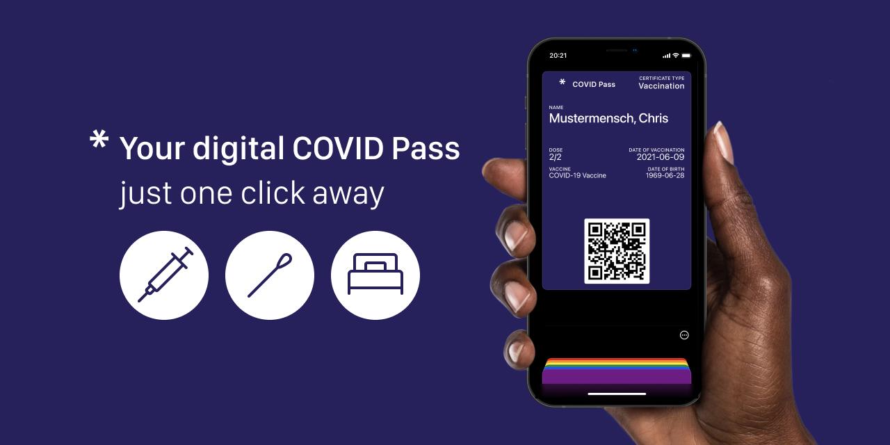 COVID Pass og image
