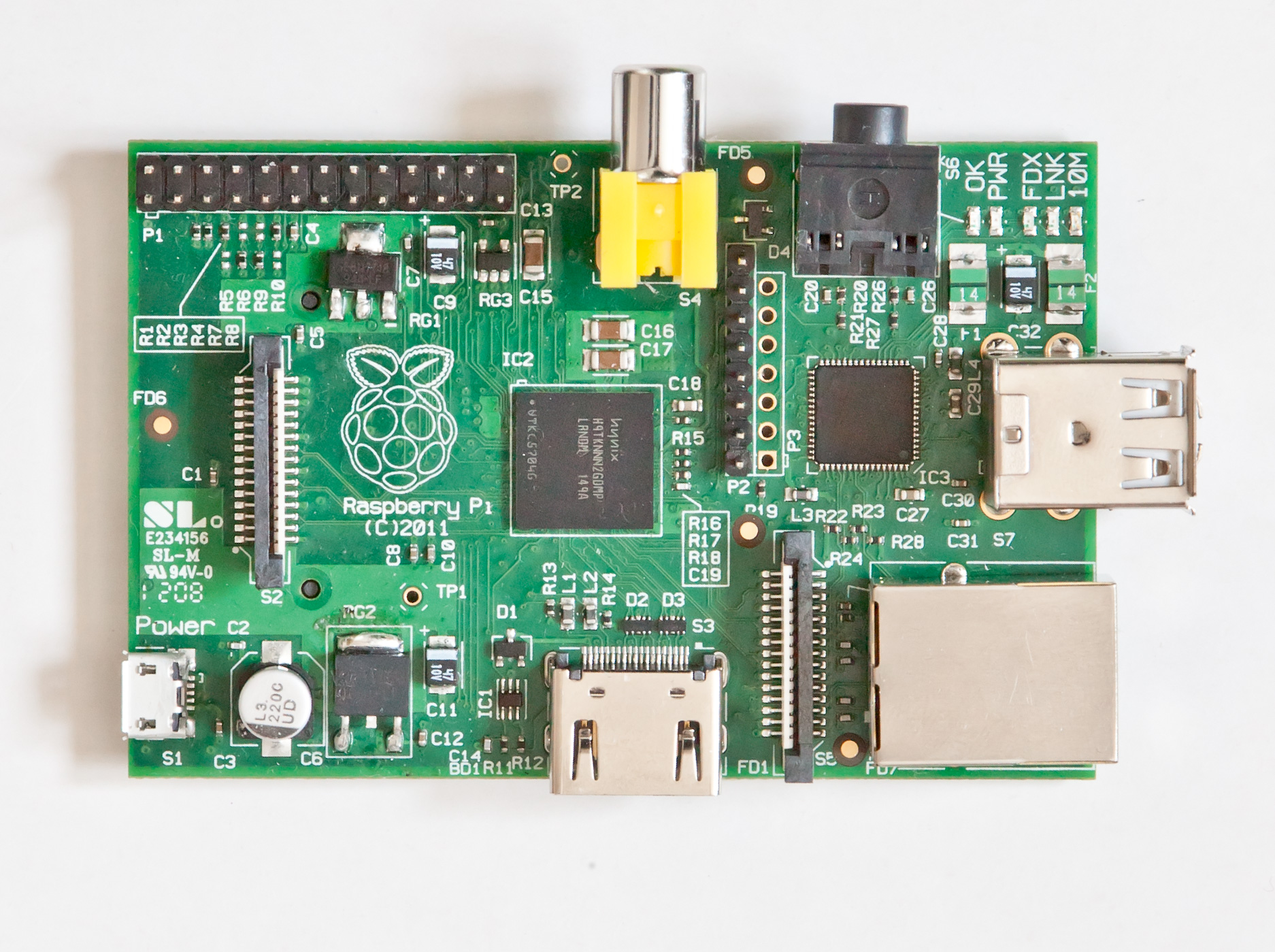 Raspberry Pi开发板