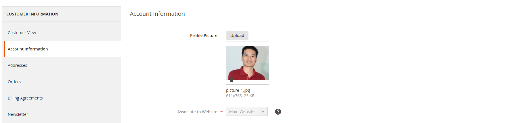 Github Php Cuong Magento2 Customer Avatar Customer Avatar