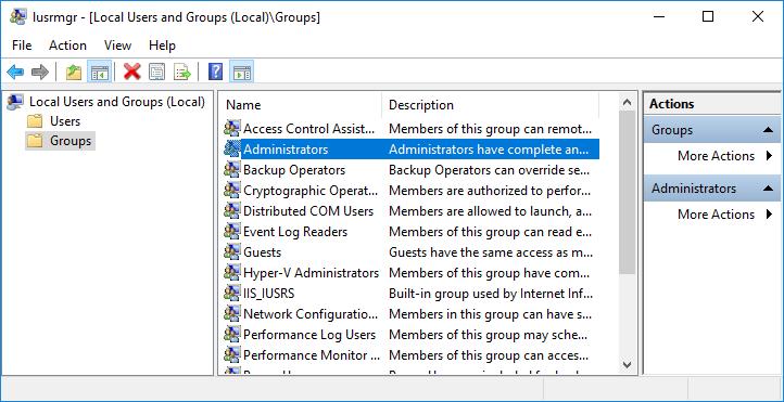XAMPP users
