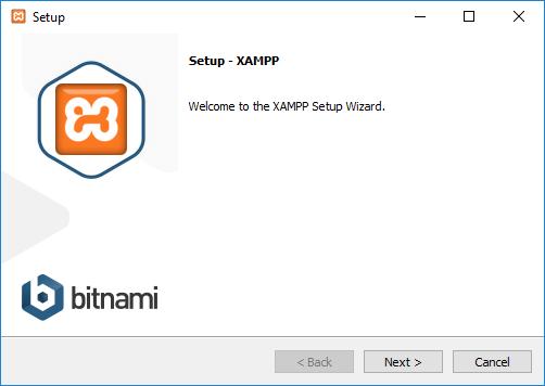 XAMPP Welcome