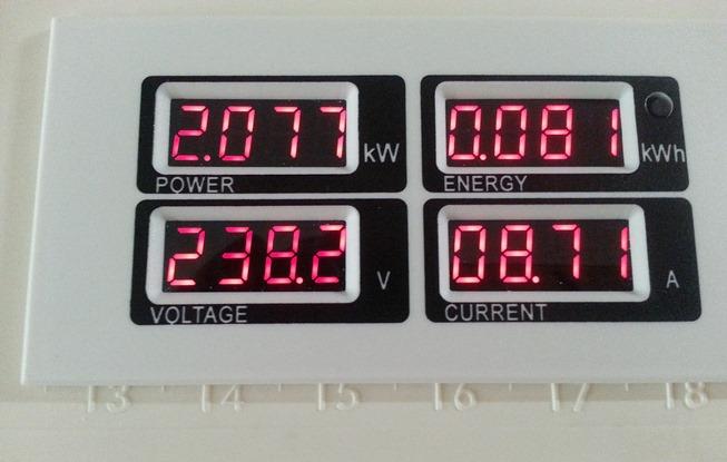 PZEM-004 Energy Monitor